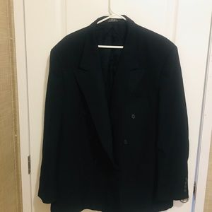 City Street  jacket suit men's